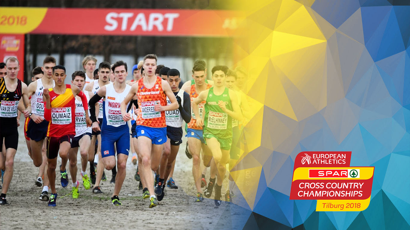 european cross country championship tilburg 2018